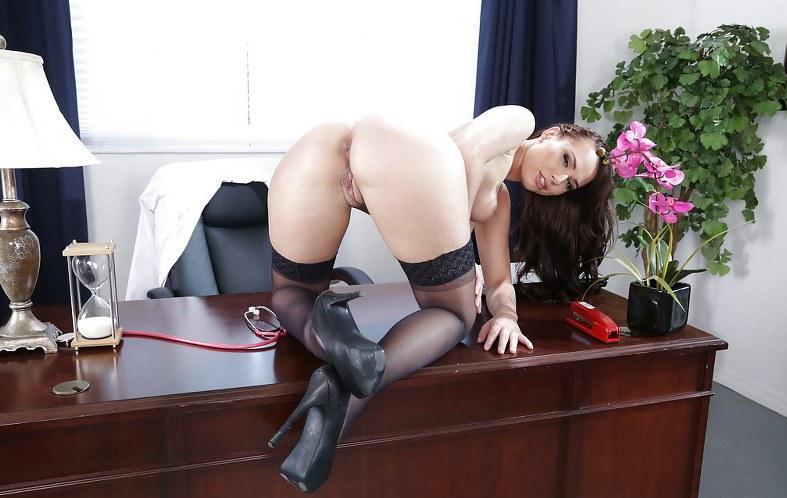 segretaria vogliosa